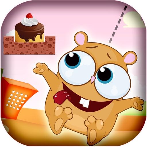 Hamster Swing For Cake Saga - Pet Candy Puzzle Blast PRO