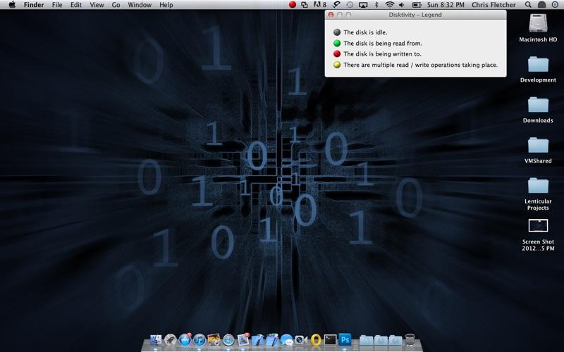 Disktivity Screenshot