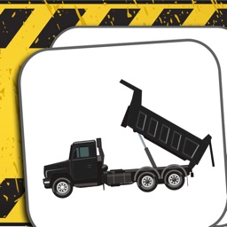 Trucks and Diggers Matching Game