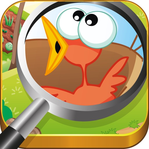 Farm Quest - A hidden object adventure for kids and the whole family icon