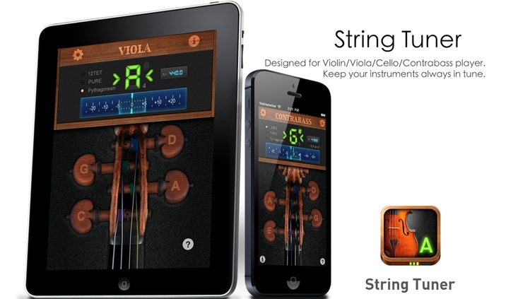 String Tuner screenshot-1