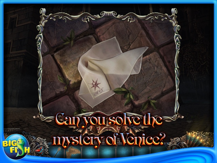 Grim Façade: Mystery of Venice Collector's Edition HD screenshot-4