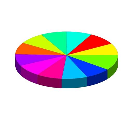 Pie Chart 3D Free