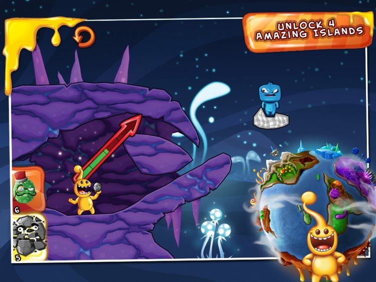 Monster Island HD screenshot-4
