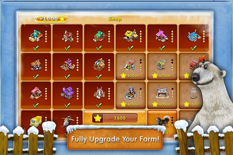 Farm Frenzy 3 – Ice Domain screenshot-3