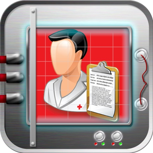 Patients Database HD icon