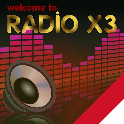 Radio dari Indonesia - X3 Indonesia Radio icon