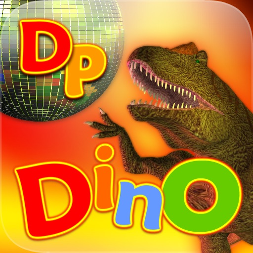 Dance Party Dino