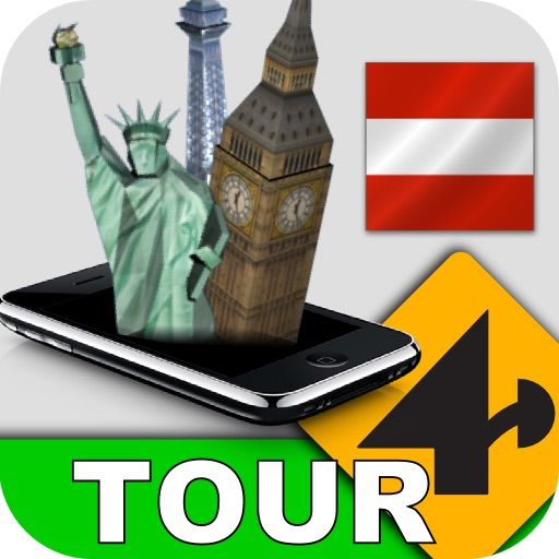 Tour4D Vienna icon