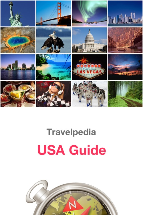 USA Travelpedia