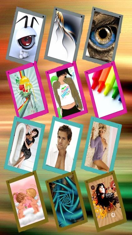 Wallpapers hd for iPhone, iPod screenshot-3