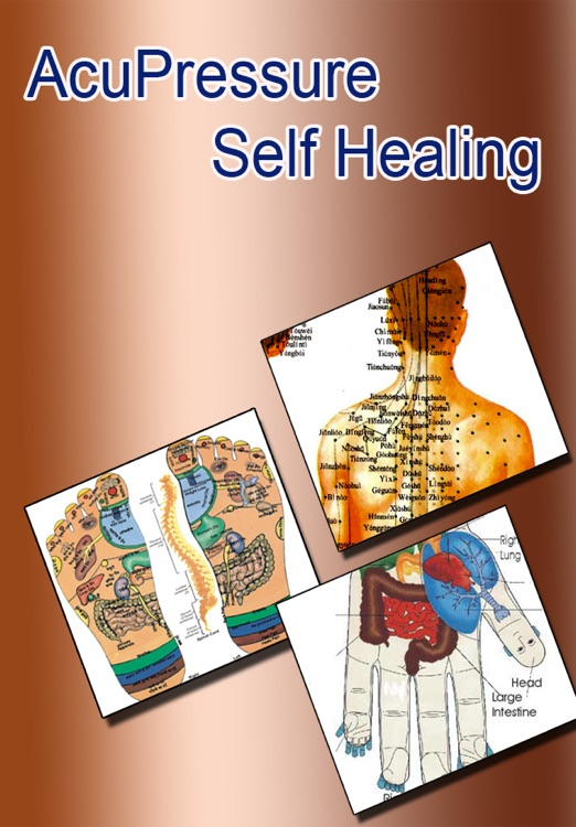 AcuPressure Self Healing by Vital Acts Inc