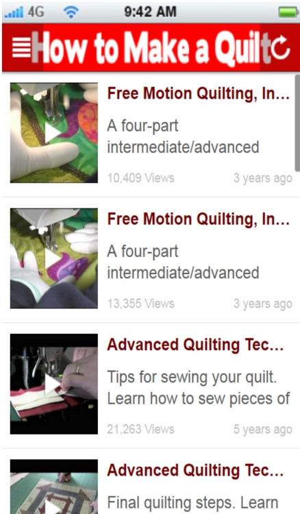 How to Make a Quilt+: Learn Quilting The Easy Way screenshot-4
