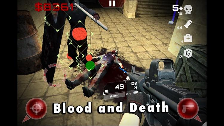 Zombie Rescue 3D screenshot-4