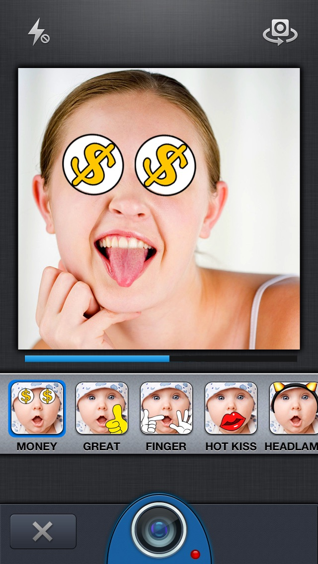 Super Animation Face - Funny Animation Booth | App Price