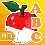 Engels leren puzzle voor baby - HD