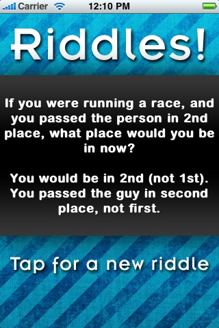 Riddles (FREE!)