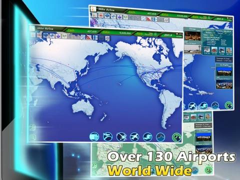 Screenshot #2 for Air Tycoon 2 HD