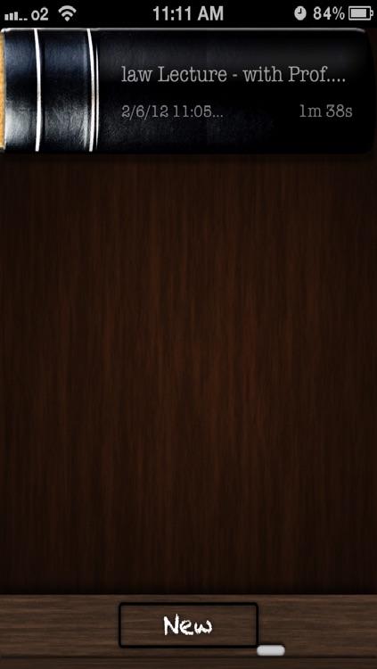 Lecture-Recorder screenshot-4