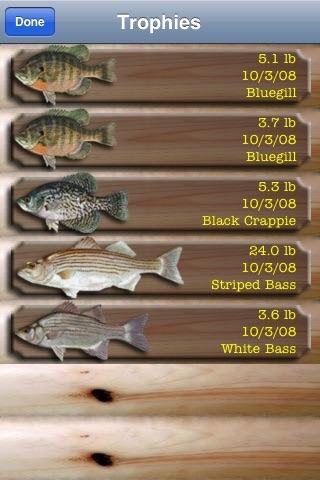 Hooked: Pocket Fishing screenshot-3