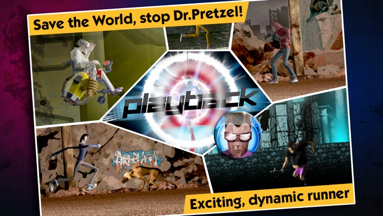 PlayBack – a dynamic runner. screenshot-4