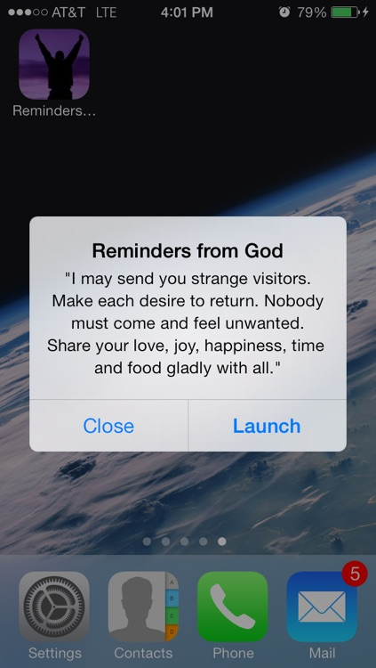 Reminders From God screenshot-3