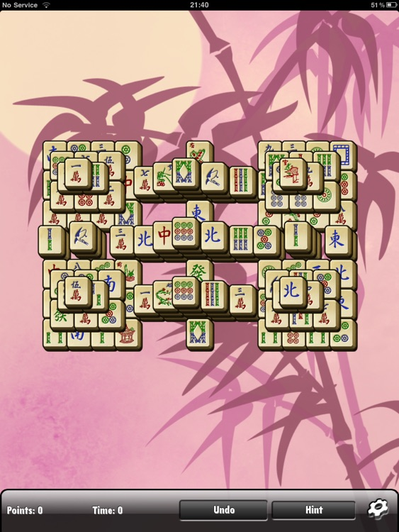 Mahjong HD FREE! screenshot-2