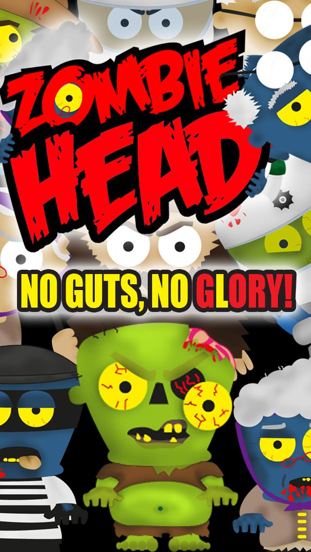 A Zombie Head Free HD - Virus Plague Outbreak Runのおすすめ画像5