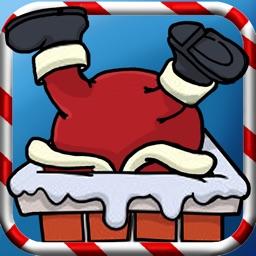 Amazing Rocket Santa Sleigh Christmas Chase - Throw Prezzies to Beat The Grinch