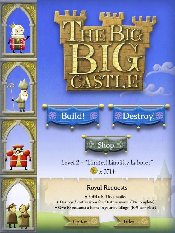 The Big Big Castle!