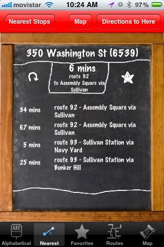 MBTA Tracker screenshot-3