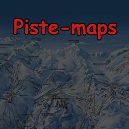 Piste Maps (Trail Maps)