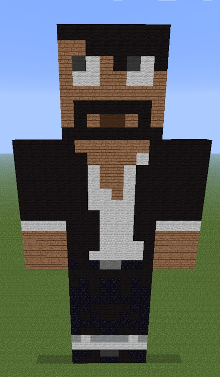 Statue Creator Pro for Minecraft Game Textures Skin screenshot-3