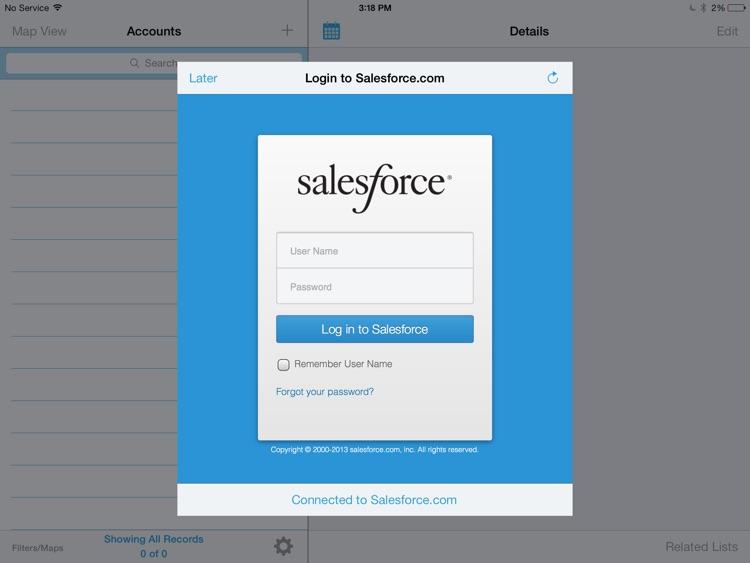 eMobile for Salesforce