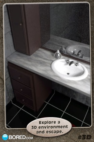 Escape 3D: The Bathroom 1