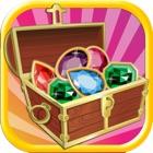 Gems Dash Frenzy - Match By Threes icon