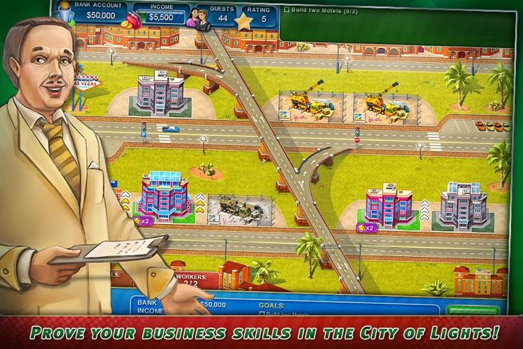 Hotel Mogul: Las Vegas Lite screenshot-3