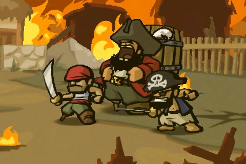 OMG Pirates!