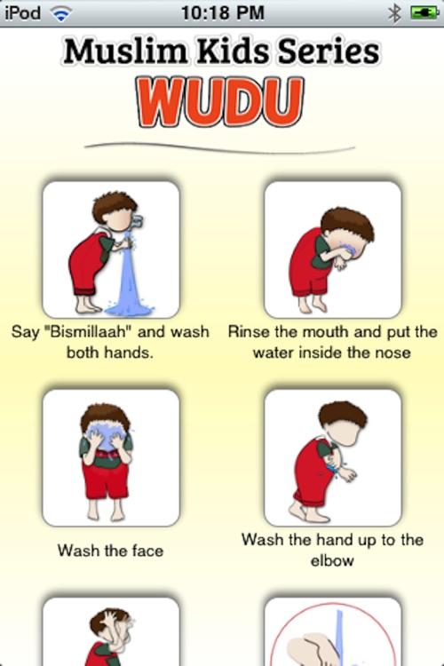 Muslim Kids Series : Wudu