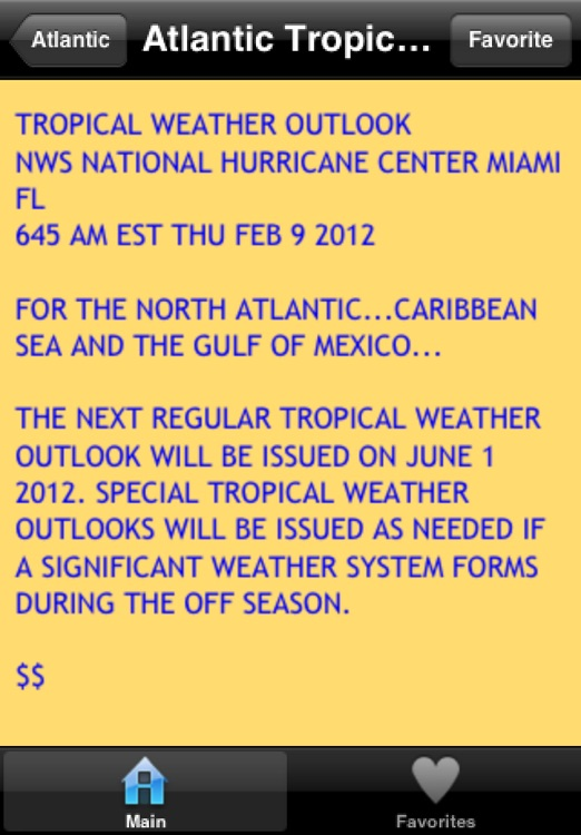 NOAA 911 Radio News & Warnings screenshot-4