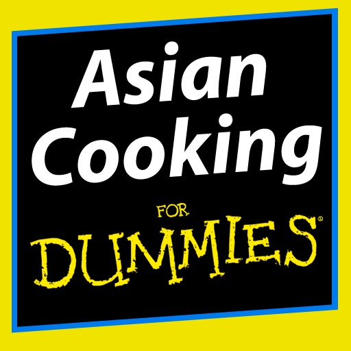 Asian Cooking For Dummies HD icon