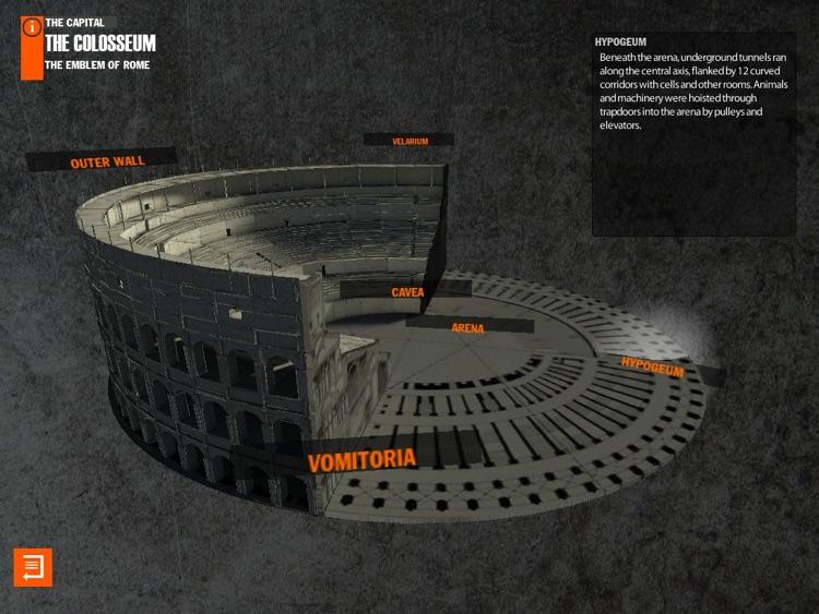 Virtual History ROMA screenshot-4
