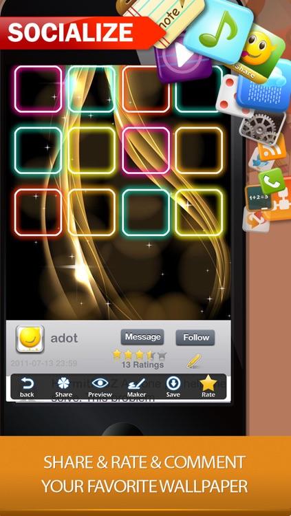 Pimp Wallpapers(HD) - Customize Your Home Screen FREE screenshot-4