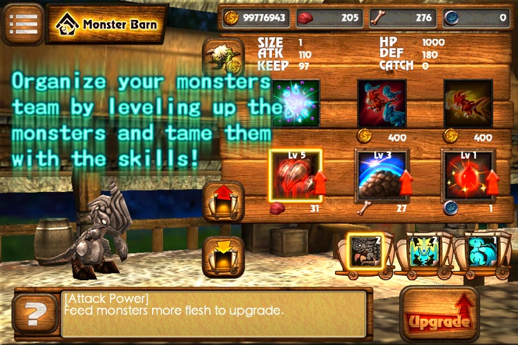 Monster Tamer screenshot-3