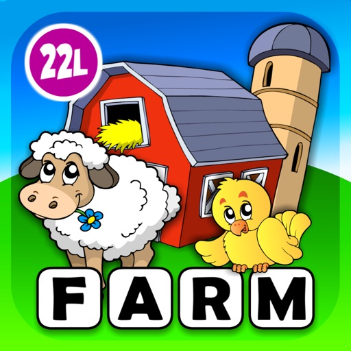 Abby – Preschool Shape Puzzle – Farm Animals HD