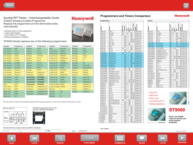Wiring Guide for Domestic Heating Systems by Honeywell on the App Store