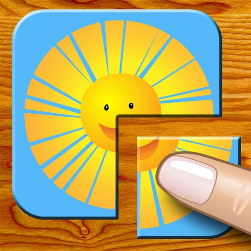 Activity-Puzzle (by Happy Touch games for kids)