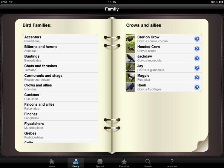 Bird Identifier HD screenshot-4