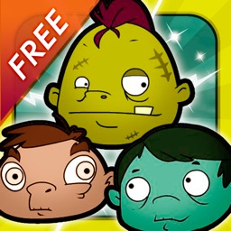 Zombie Blast Free Falling Bubble Shooter Puzzle Fun Game