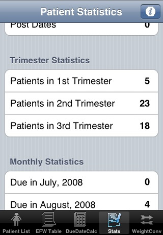 OB Patient Tracker screenshot-4